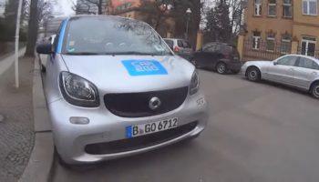 TEST: Car2Go (Berlin)