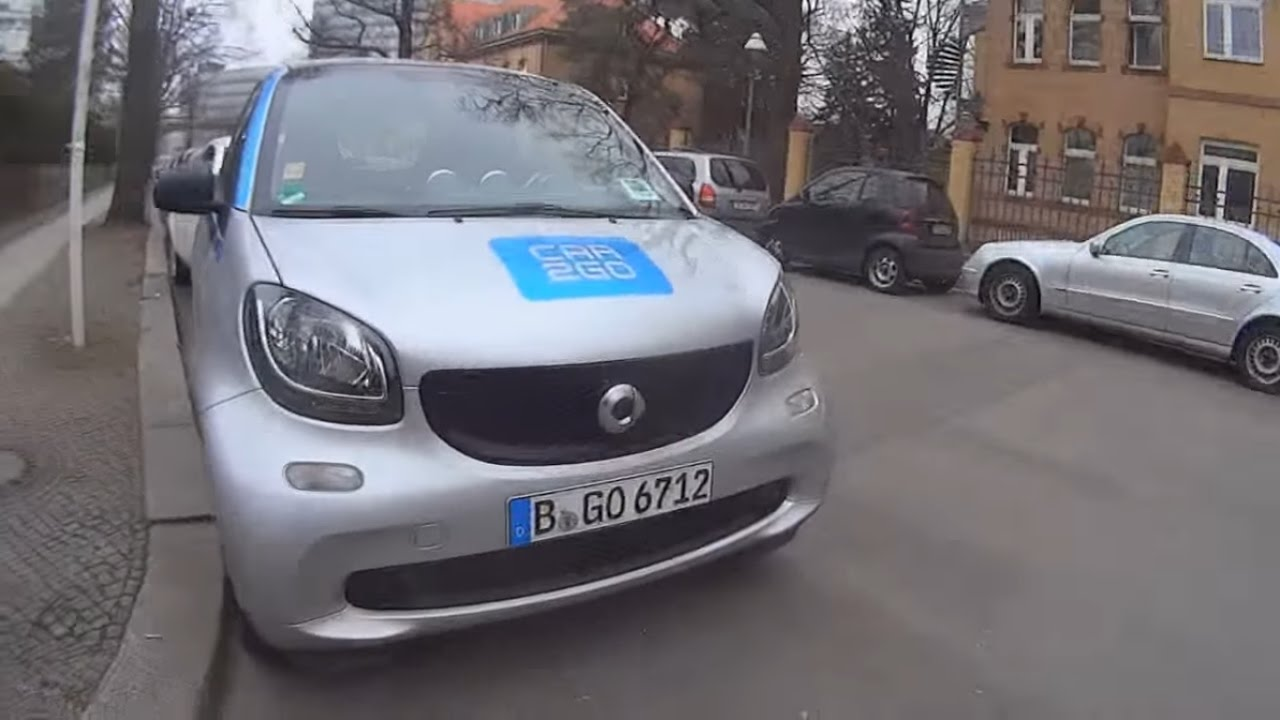 TEST: Car2Go (Berlin)