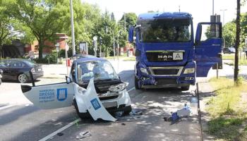 CRASHaring – czyli wszystko o szkodach we współdzielonej mobilności.