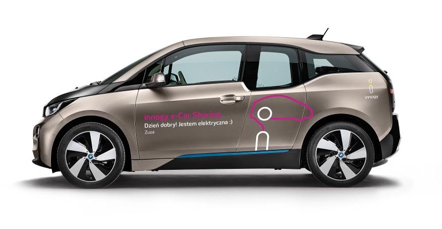 Innogy e-Car Sharing wraca do Warszawy?