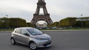 Renault przejmuje schedę po AutoLib?