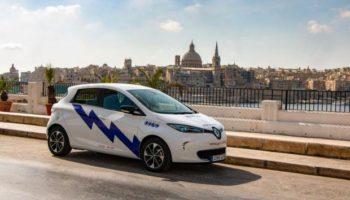 Malta wyspą elektrycznego carsharingu?