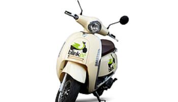 Blinkee – po współdzielonych rowerach i samochodach, czas na skutery.