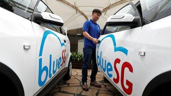 Carsharing lekarstwem na niedobór parkingów? W Singapurze tak!