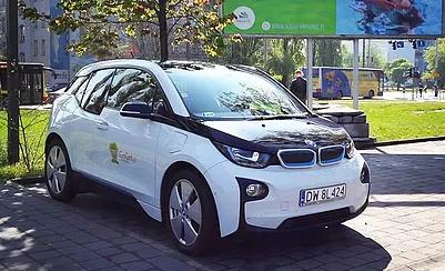 Elektryczny CS we Wrocławiu już jest !