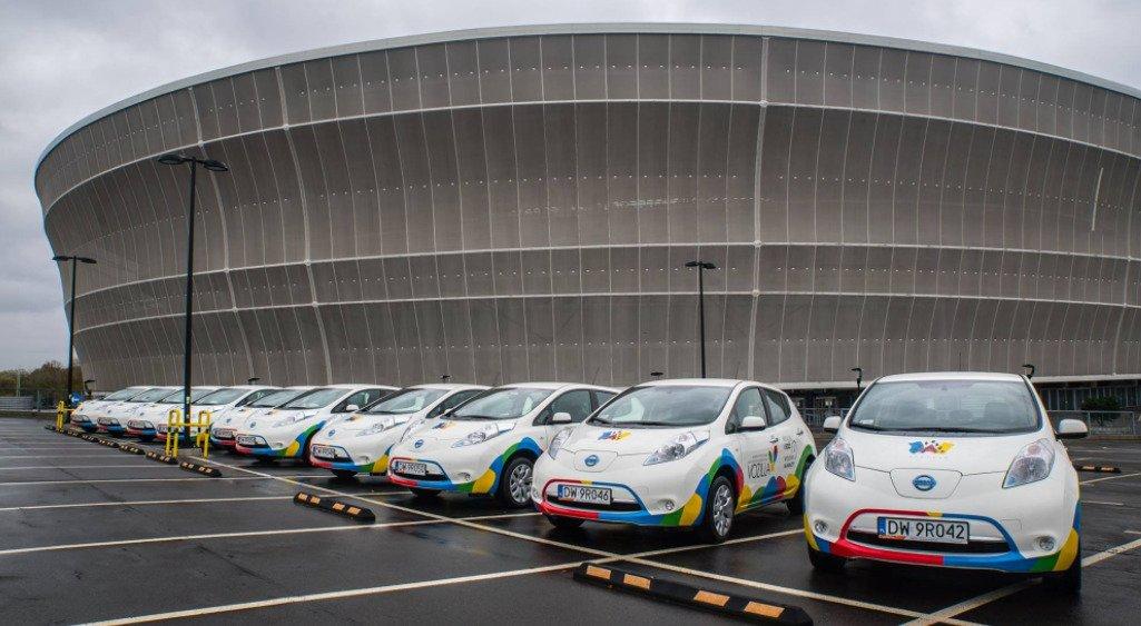 Elektryczny Carsharing w Polsce to utopia? Wrocław właśnie zaprzecza.