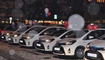 Współdzielone randki we współdzielonych samochodach?