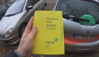 TEST: ZipCar (Bruksela)
