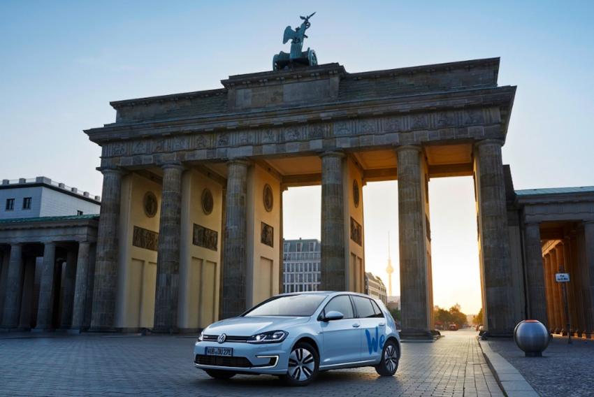Czy VW nadrobi stracony czas? Berlin na początek.