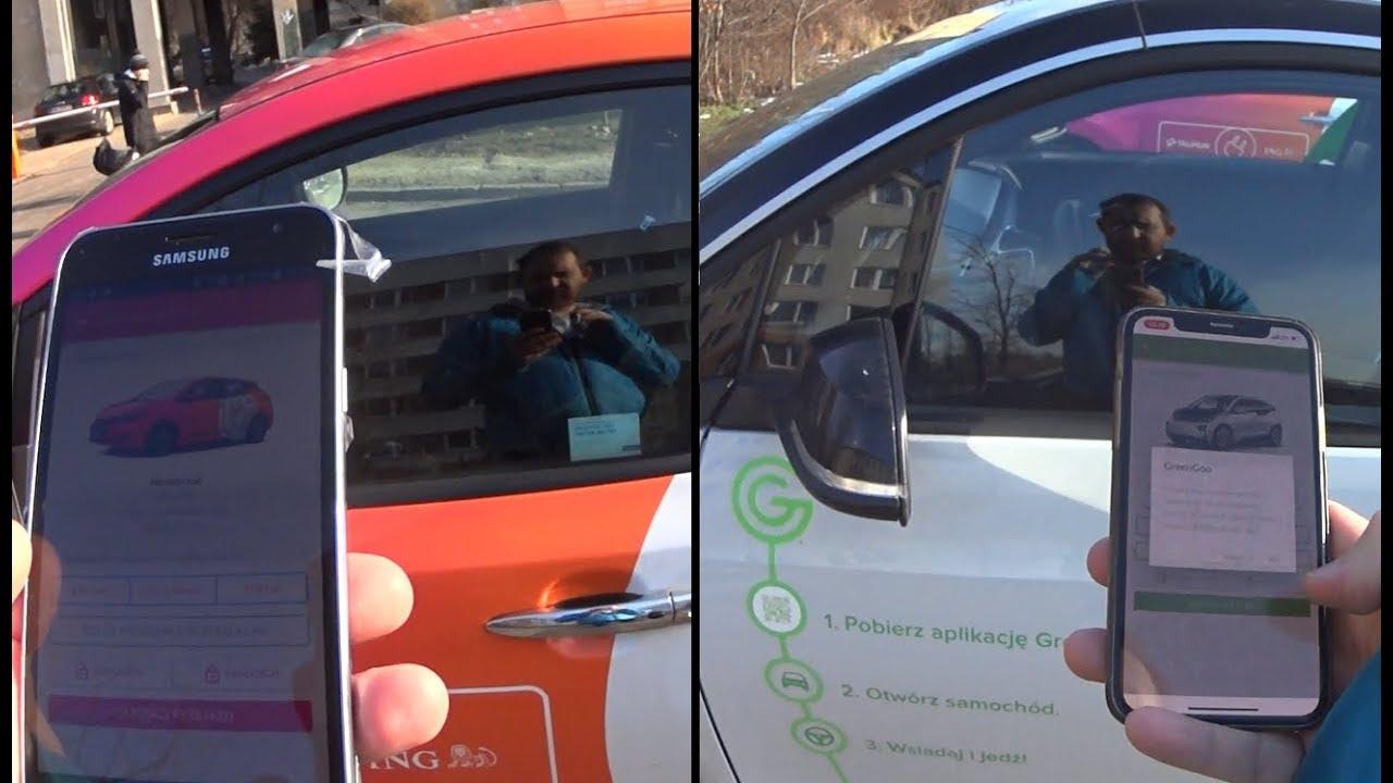 TEST: GreenGoo vs. eCar od Taurona (Katowice)