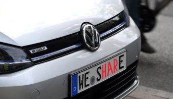VW już testuje w Berlinie. Start WE SHARE w ciągu tygodni.