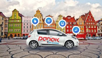 PANEK CarSharing w Trójmieście już jutro… a następny w kolejce czeka Wrocław.