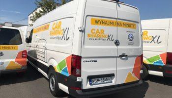 """Nowa jakość w """"BIG Carsharingu""""? 4Mobility XL już wkrótce."""