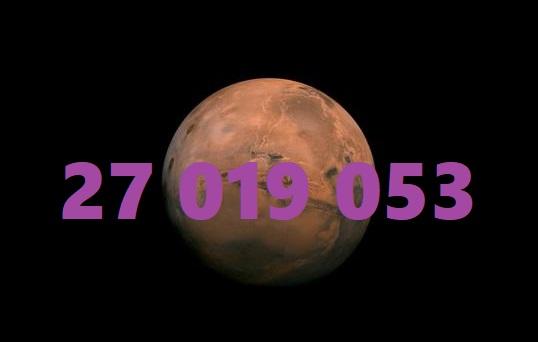 Traficar w połowie drogi na… Marsa.