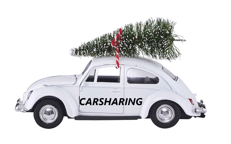 Carsharingiem na Wigilię? <BR> Przegląd świątecznych ofert.