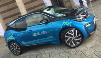 Carsharing od PKP? Poznajcie PKP Mobility.