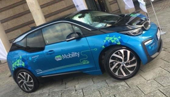 Carsharing od PKP? <BR>Poznajcie PKP Mobility.