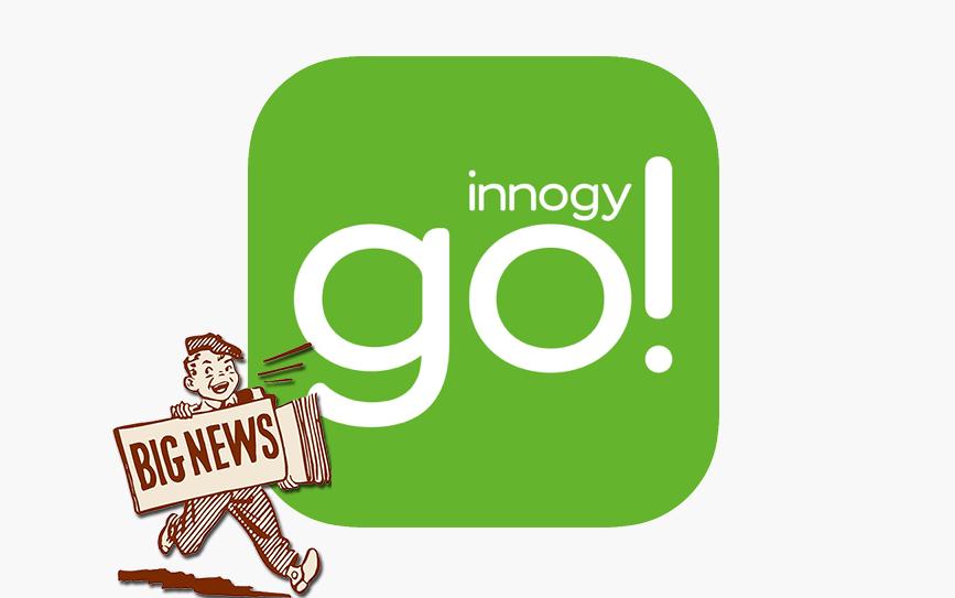 Nowe auta i nowe produkty.<BR>Elektryzujące nowości w InnogyGO!