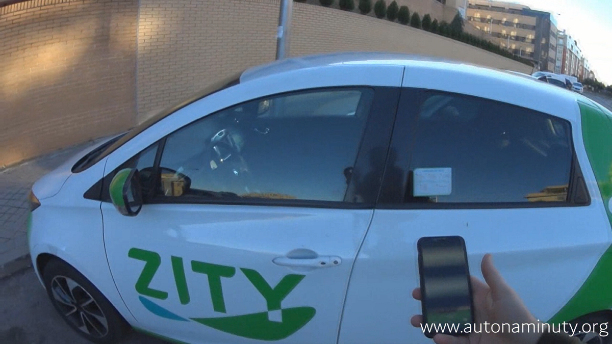 TEST: ZITY (Madryt)