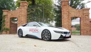 TEST: BMW i8 – Panek CarSharing + Bonus