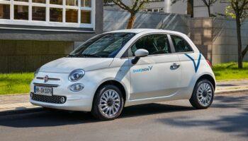 Niemożliwe nie istnieje. Fiat 500 w ShareNow !
