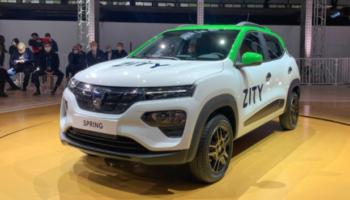 Pierwsza elektryczna Dacia i od razu w carsharingu.