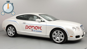 TEST: Bentley Continental GT – Panek CarSharing + Bonus