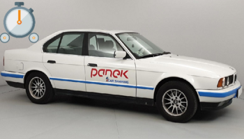 TEST: BMW 520 E34 Panek CarSharing
