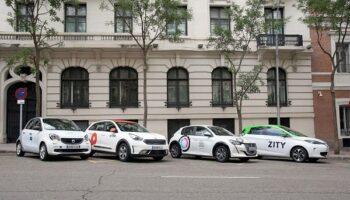 1 250 € na carsharing w Madrycie? Jeśli oddasz stare auto na złom.
