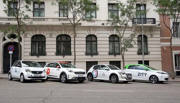 1 250 € na carsharing w Madrycie? <br>Jeśli oddasz stare auto na złom.