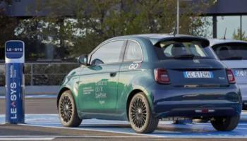 LeasysGO! – włoski pomysł na elektryczny carsharing.