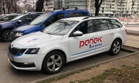 W końcu Skoda w polskim carsharingu.