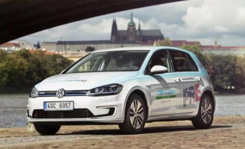 Elektryczny carsharing w Czechach również bez szału.