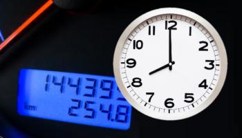 """Minuta czy kilometr? Panek mówi """"sprawdzam""""."""