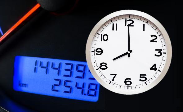 """Minuta czy kilometr? <br>Panek mówi """"sprawdzam""""."""