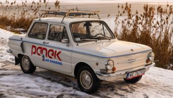 Putin płakał jak SprzedawałZAZ 968A w Panek CarSharing