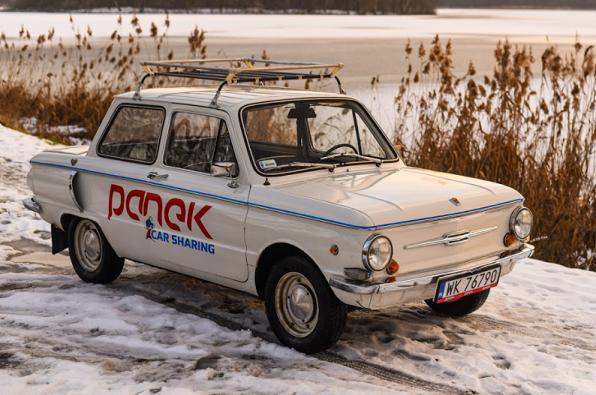 Putin płakał jak Sprzedawał<br>ZAZ 968A w Panek CarSharing