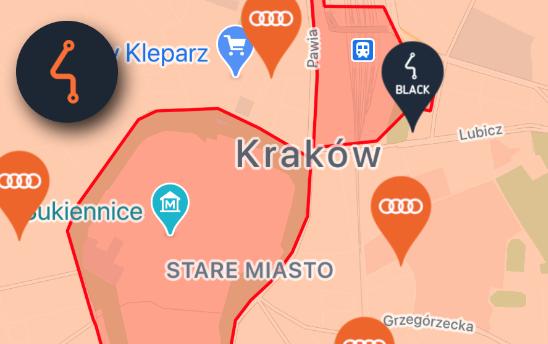 4Mobility ruszyło w Krakowie.