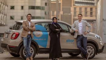 Ekar – czyli carsharing po arabsku.