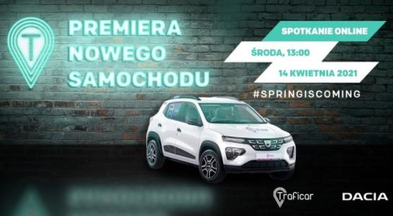 OFICJALNIE: Dacia w Traficarze.<br>Polska pierwsza w Europie?