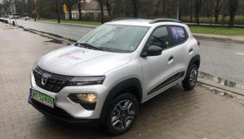 Test EV: Dacia Spring – Traficar