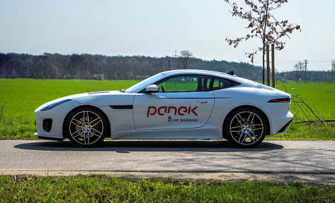 """Read more about the article Nowy """"kocur"""" w Panek CS.<br>F-Type wjedzie do Extremów!"""