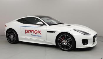 TEST: Jaguar F-Type – Panek CarSharing
