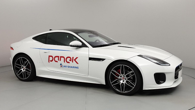 TEST: Jaguar F-Type – Panek CarSharing