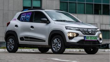 Elektryczna Dacia w Traficarze już od jutra!