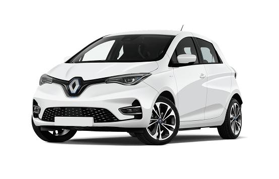Renault Zoe.<br>  Królowa carsharingu.