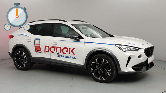Read more about the article TEST: Cupra Formentor – Panek CarSharing