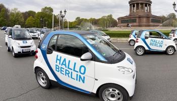 Berlin chce licencji dla carsharingu.