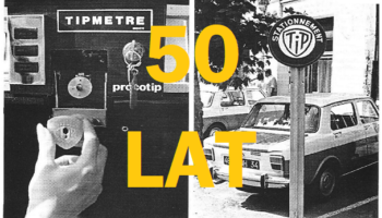50 lat komercyjnego carsharingu.
