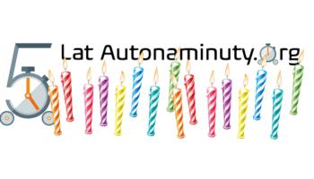 Autonaminuty.org ma 5 lat!